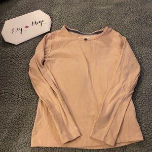 Mini Boden Pointelle Shirt 9/10